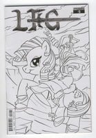 Looking For Group #5 Sketch Cover First Print 2015 VF