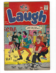 Laugh #186 Archie Series Silver Age VG