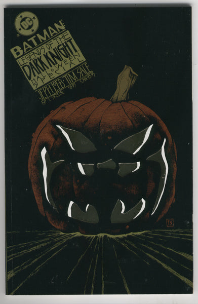 Batman: Legends Of The Dark Knight Halloween Special Jeph Loeb Tim Sale VFNM