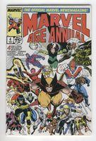 Marvel Age Annual #4 Damage Control Preview HTF VF