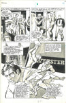 Marvel Preview #9 Pg 22 Original Art Man-God DeZuniga Bronze Age HTF One Of A Kind