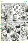 Marvel Preview #9 Page 11 HTF DeZuniga Bronze Age Original Art One Of A Kind!