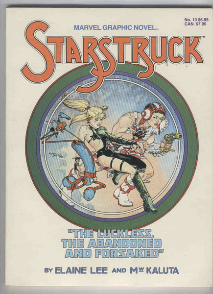 Marvel Graphic Novel #13 Starstruck Kaluta FVF