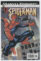 Marvel Knights Spider-Man #1 Black Cat Dodson Art VFNM