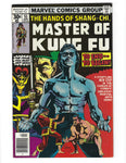 Master Of Kung Fu #51 To End - To Begin! Bronze Age FVF