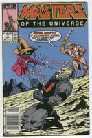 Masters Of The Universe #9 Star Comics HTF News Stand Variant Fine