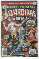 Marvel Presents #7 Guardians Of The Galaxy While The Universe Trembles VGFN