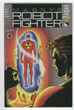 Magnus Robot Fighter #6 HTF early Valiant Key Rai Flip-Book with Mail In Coupon intact VFNM