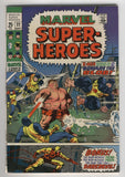 Marvel Super-Heroes #22 Beware The Blob Square Bound Silver Age Classic VF