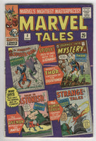 Marvel Tales #3 Spider-Man Thor Ant-Man Human Torch Silver Age Square Bound Classic VGFN