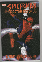 Spider-Man Doctor Octopus Negative Exposure Trade Paperback VF