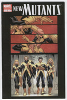 New Mutants #1 2nd Printing Variant 2009