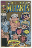 New Mutants #87 First Cable Gold Cover Second Print VFNM