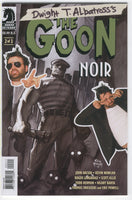 Goon Noir #2 of 3 Man Of The Hour NM