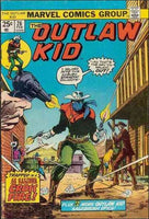 Outlaw Kid #26 Original Cover Art by Herb Trimpe HTF Early Bronze Age Western Art !