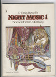 P. Craig Russell's Night Music #1 Science Fiction & Fantasy Magazine FN