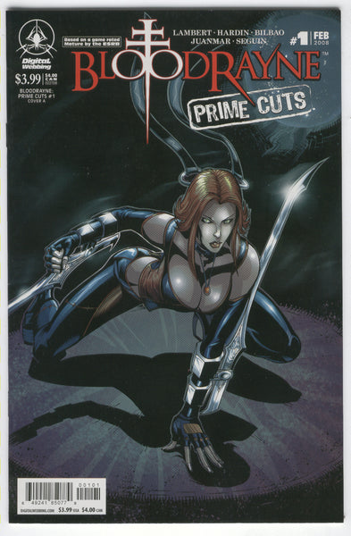 Bloodrayne Prime Cuts 1 from 2008 HTF Indy Mature Readers! VF