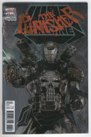 Punisher #218 3D Lenticular War Machine Cover NM