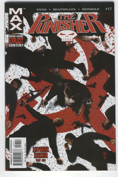 Punisher #17 Mother Russia! Mature Readers VF