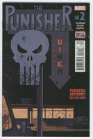 Punisher #2 Steve Dillon Art VFNM Mature Readers