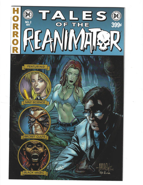 Tales Of The Reanimator #2 Dynamite! Mature Readers VF