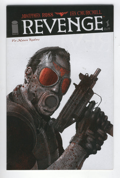 Revenge #1 The Ultimate Face Lift Mature Readers VF