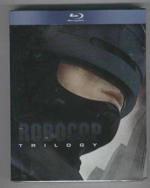 Robocop Trilogy Blu-Ray set Sealed New!