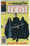 Star Wars Return Of The Jedi #4 Marvel Comics Adaptation News Stand Variant VGFN