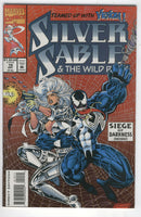 Silver Sable & The Wild Pack #19 VFNM