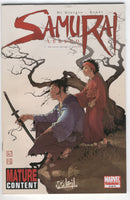 Samurai: The Legend #2 Mature Readers VFNM