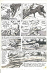 Unknown Worlds of Science Fiction #2 Page 31 Original Art by Jim Mooney Bronze Age