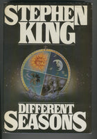 Stephen King Different Seasons Hardcover w/ DJ 1982 VG