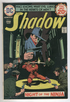 Shadow #6 Night Of The Ninja Kaluta Art Bronze Age Classic FVF