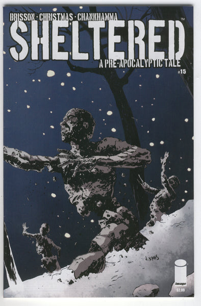 Sheltered #15 A Pre-Apocalyptic Tale VFNM