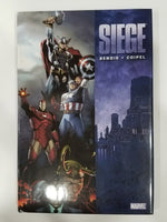Siege Trade Hardcover First Print VFNM