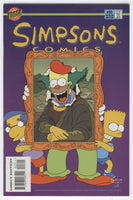 Simpsons Comics #23 The Devil Comes To Visit! VFNM
