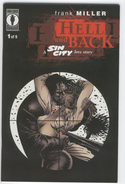 Sin City Hell And Back #1 Frank Miller Mature Readers NM-