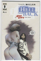Sin City Hell And Back #4 Frank Miller Mature Readers NM-