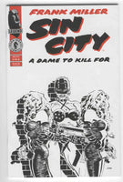 Sin City A Dame To Kill For #5 Frank Miller Crime Classic NM