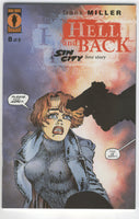 Sin City Hell And Back #8 Frank Miller Mature Readers NM-