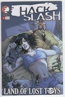 Hack/Slash: Land Of Lost Toys #1 Mature Readers VF