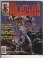 Six Million Dollar Man Magazine #6 Neal Adams Bronze Age Classic FN