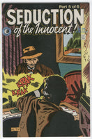 Seduction Of The Innocent #5 Eclipse Comics 1986 Series Mature Readers FN