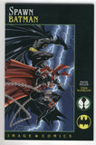 Spawn Batman Graphic Novel Miller McFarlane 1994 VFNM