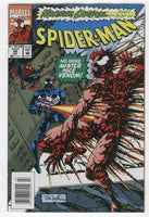 Spider-Man #36 Maximum Carnage 1993 News Stand Variant FVF