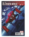 Edge Of Spider-Verse #3 1:25 Variant Edition NM