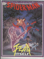 Spider-Man Fear Itself Graphic Novel FN