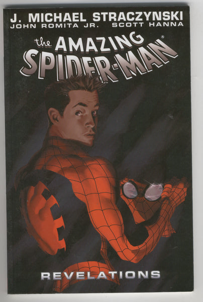 Amazing Spider-Man Revelations Trade Paperback VF