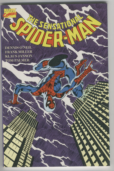 Sensational Spider-Man TPB Frank Miller Classics 1988 Punisher Doctor Strange VFNM