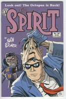 The Spirit #66 Will Eisner Kitchen Sink Press VF